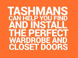 Wardrobe & Closet Doors – Los Angeles - Tashman Home Center