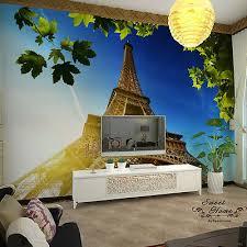eiffel tower huge wallpaper full wall