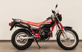 yamaha tw200. the yamaha tw200