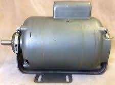 115 v industrial electric motors vtg exercycle parts ac motor westinghouse 1 2 hp 1725 rpm 5 8