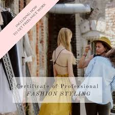 Fashion Stylist Fashion Styling Course La Mode College
