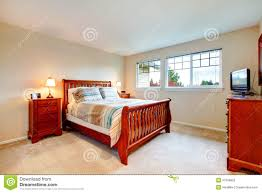colors of wood furniture. Warm Colors Bedroom With Wood Furniture Of R