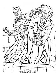 Small Picture batman and joker coloring pages Coloring Pages Ideas