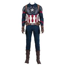 COSSHOW Marvel's The Avengers Endgame Captain ... - Amazon.com