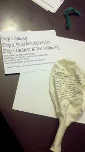 best ideas about thank you letter thank you message on a balloon great way to give a fun and playful thank