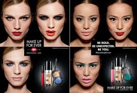 the always evolving cosmetics brand make up for ever is teaming up with sephora beauty s to celebrate self expression and explore fresh looks