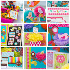 Kindergarten Classroom Theme Decorations Bird Classroom Theme Decor By Schoolgirl Style Owl Chevron Polka