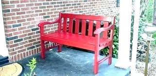 how to paint a wooden bench painting outdoor furniture best spray for wood unique way outs