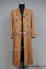 who is doctor dr brown long trench coat
