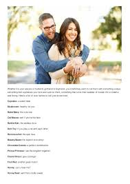 In addition to random usernames, it lets you generate social media handles based on your name, nickname or any words you use to describe yourself or what you do. Top 100 Cute Matching Nicknames For Couples Cute Nicknames