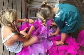 Design Your Own Tutu Kit Crafting With Seedling Somewhere Slower