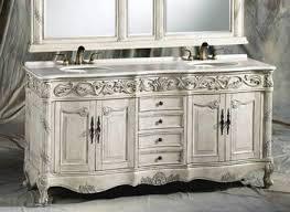 rustic white bathroom vanities. Simple Rustic 50 Distressed White Bathroom Vanity Cabinet Best Interior Paint On Rustic Vanities