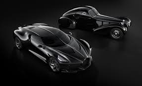 No word yet on pricing and volume details for the new model. Every Angle Of The 18 9 Million Bugatti La Voiture Noire