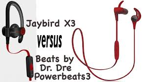 Beats By Dr Dre Powerbeats3 Vs Jaybird X3 Bluetooth Sports