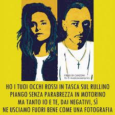 Carl Brave x Franco126 Francesca... - Frasi di canzoni . . .