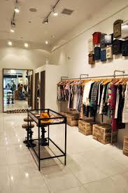 Cala fashion boutique, Grand Canyon Haifa, Israel 2013 boutique view  featuring clean lines and neutral colors interior design by itzik albo     ...