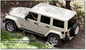 2011 Jeep Wrangler Color Chart Jeep Wrangler History And Production Numbers Us Canada