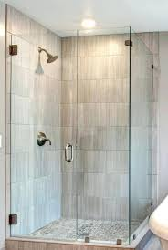 seamless glass shower doors enclosures shower enclosure frameless glass shower doors