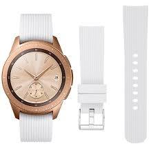 <b>20MM</b> Universal <b>Silicone Sport</b> Watch Band Wrist Strap for Samsung ...