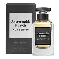 Buy <b>Abercrombie</b> & <b>Fitch Authentic</b> For Him Eau de Toilette 100ml ...