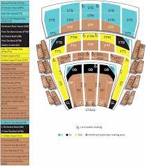 Dcu Seating Chart Concert Dcu Seat Map 2019