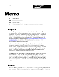 Memo Example Business Best Photos Of Business Proposal Memo Example Professional