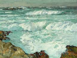 william frederick ritschel paintings for yankee point carmel