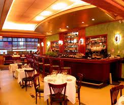 Bar Hospitality Interior Design of Gabriel Bar and Restaurant NYC