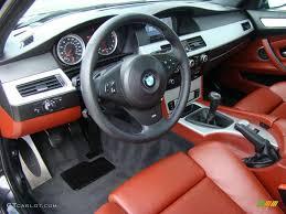Indianapolis Red Interior 2008 BMW M5 Sedan Photo #41042629 ...