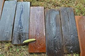 set molds old wooden boards concrete mould garden stepping stone path road brick mold yard diy decoration by china smoke dhgate com