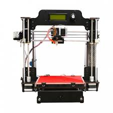high quality wood geeetech prusa i3 pro w 3d printer diy kit