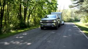 Chevy Silverado Security Light Chevrolet Puts Towing Experience At Forefront Of 2019