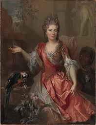 nicolas de largillierre portrait of a woman 1696 oil on canvas