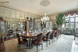 Excellent Formal Dining Room Table Decor On Dining Room Design - Formal dining room designs