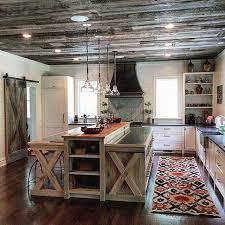 rustic farmhouse kitchen decoration innovative remodel decor