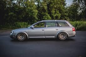 Audi C5 A6 Allroad 2.5tdi Air Lift V2 suspension & Rotiform CCV ...