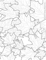 Small Picture 725 best tree and leaves coloring images on Pinterest Coloring
