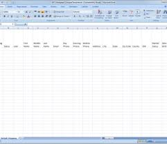 Amortization Spreadsheet Excel Loan Free Schedule India Template
