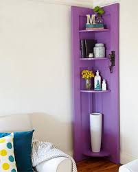 Corner Shelving Solutions 41 Corner Storage Solutions to Rule Your Small Space Brit + Co 2