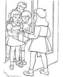 Small Picture Birthday Coloring Pages
