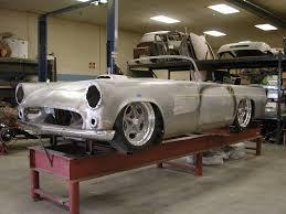 Steve's Auto Restorations | 1955 THUNDERBIRD