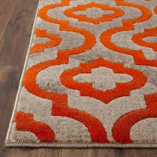 54 most rless orange and grey rug 9x12 rugs carpet runners orange and grey area rug