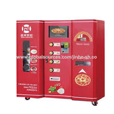 Vending Machine Pizza Best 48Selection Flavor Pizza Vending Machine Global Sources