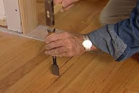 how to patch repair replace damaged hardwood floor planks