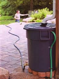 make your own trash can. Beautiful Own Make Your Own Rain Barrel To Water The Garden With Out Of A Heavy Duty Trash  Can With Pinterest