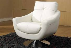 swivel chairs for living room alluring white leather swivel chair with 15 outstanding swivel