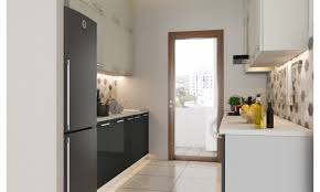 Parallel Kitchen Livspacecom