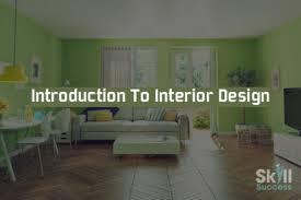 Introduction To Interior Design | Skill Success