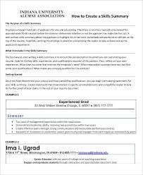 Examples Of Qualifications For Resumes 33 Resume Examples Pdf Doc Free Premium Templates