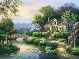 sung kim swan cottage ii